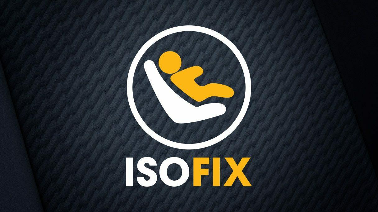 Fixação de cadeirinhas sem dificuldade. ISOFIX®